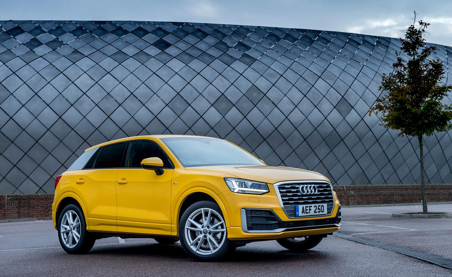 Audi presents the Q2, a new compact SUV