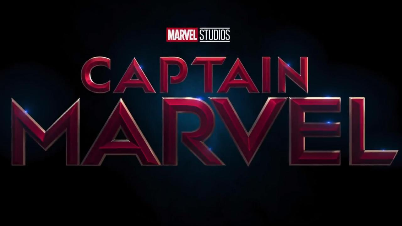 Captain Marvel Logo Wallpapers - Wallpaper Cave