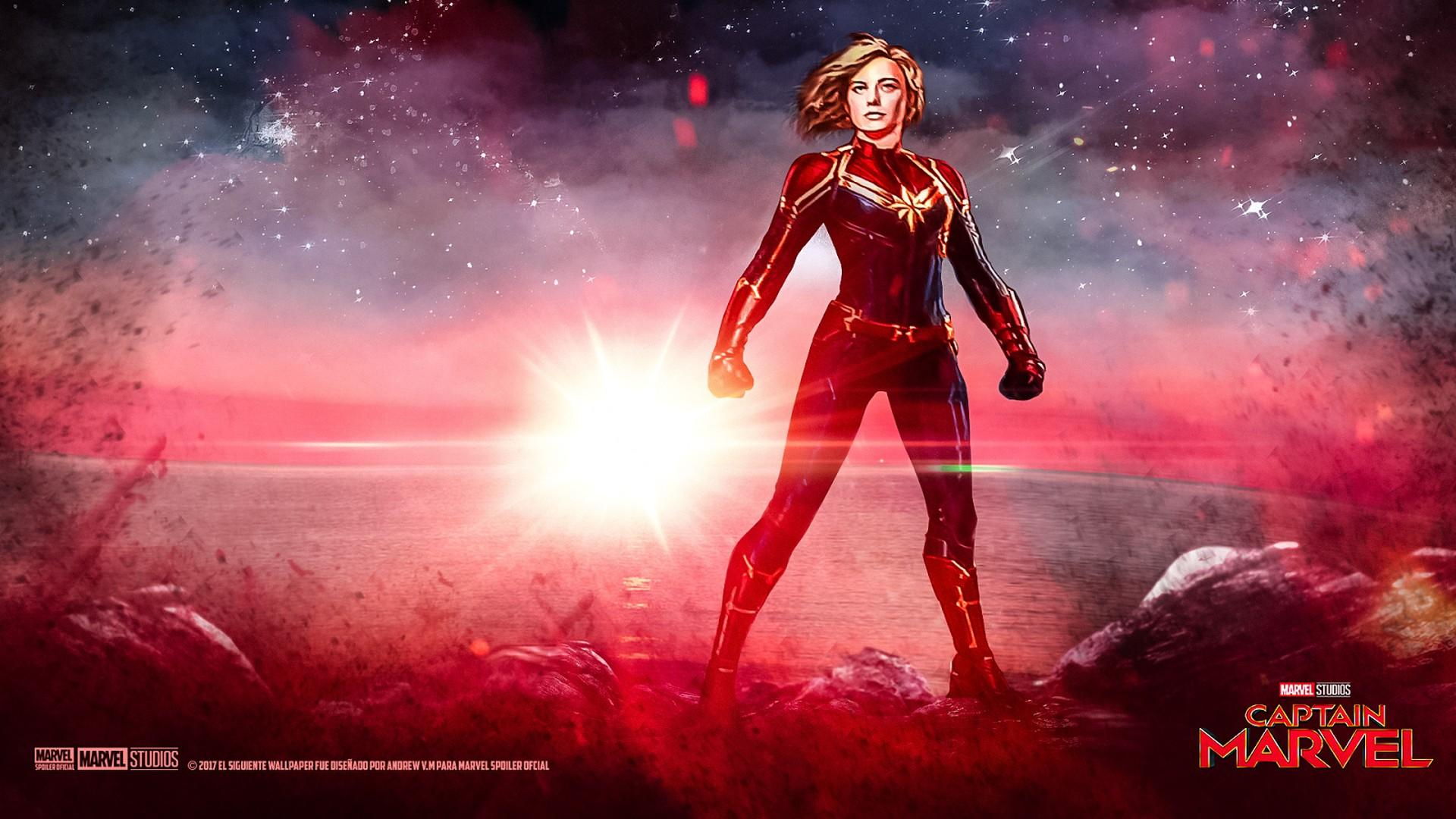 Captain Marvel 2019 Movie Wallpapers Wallpaper Cave