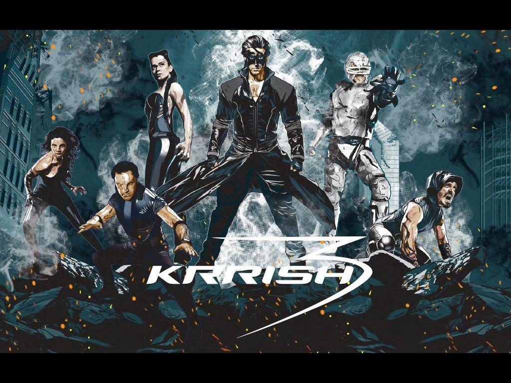 Krrish 3 Wallpapers Wallpaper Cave