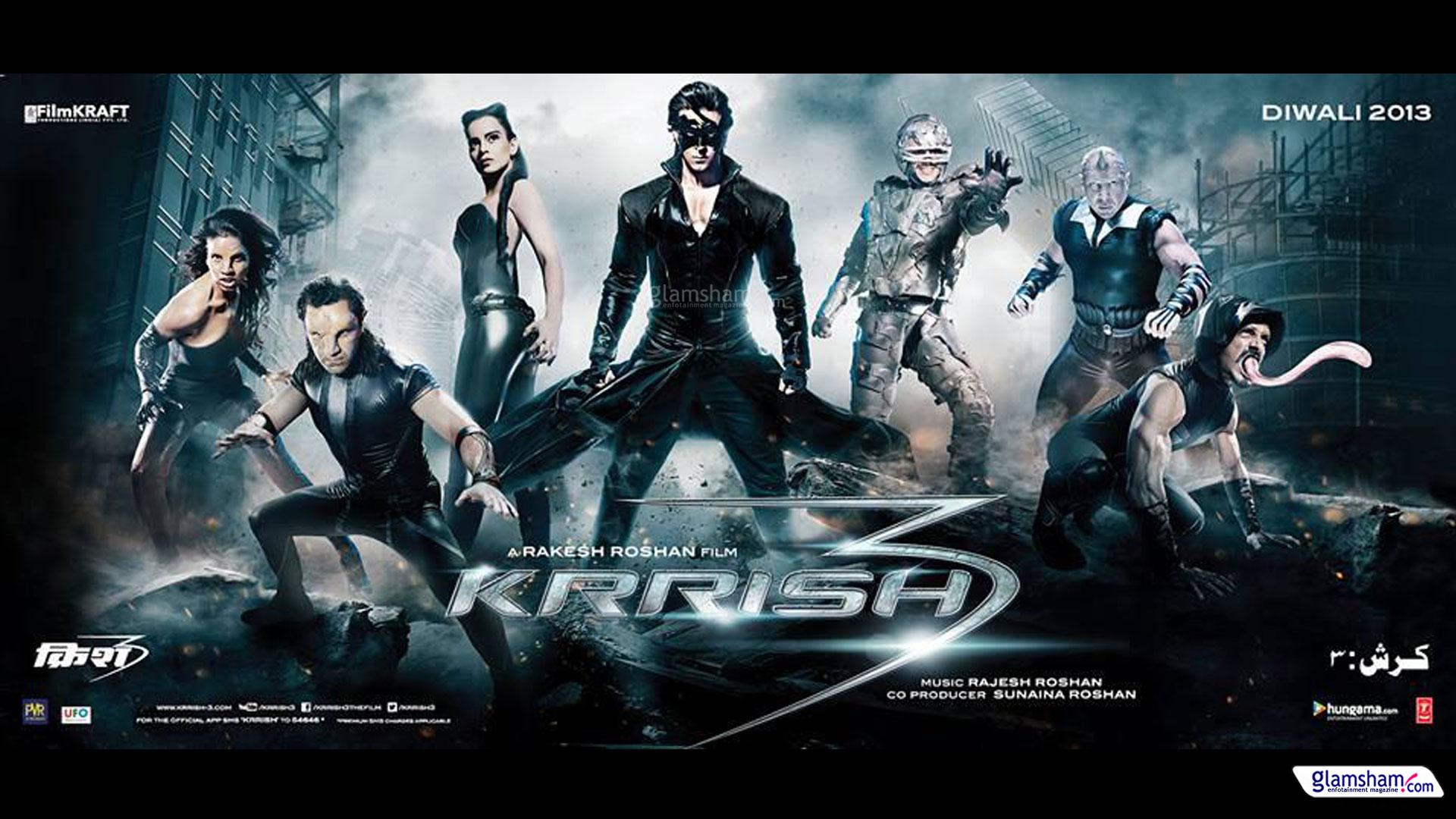 Krrish 3 high resolution image 55837