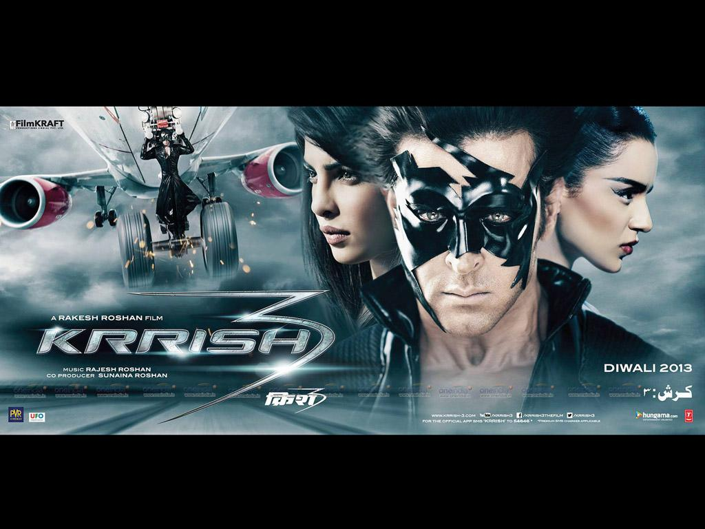 Krrish 3 Movie HD Wallpapers