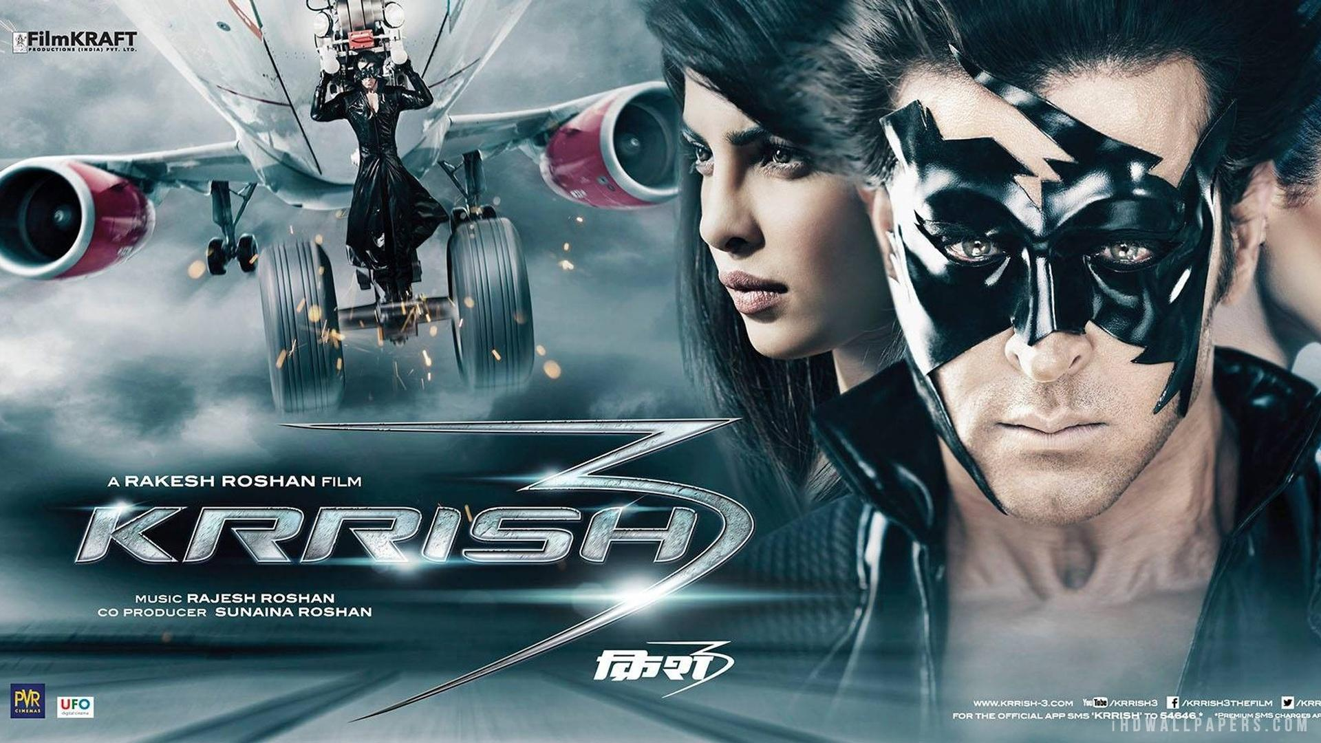 Krrish 3 HD Wallpapers