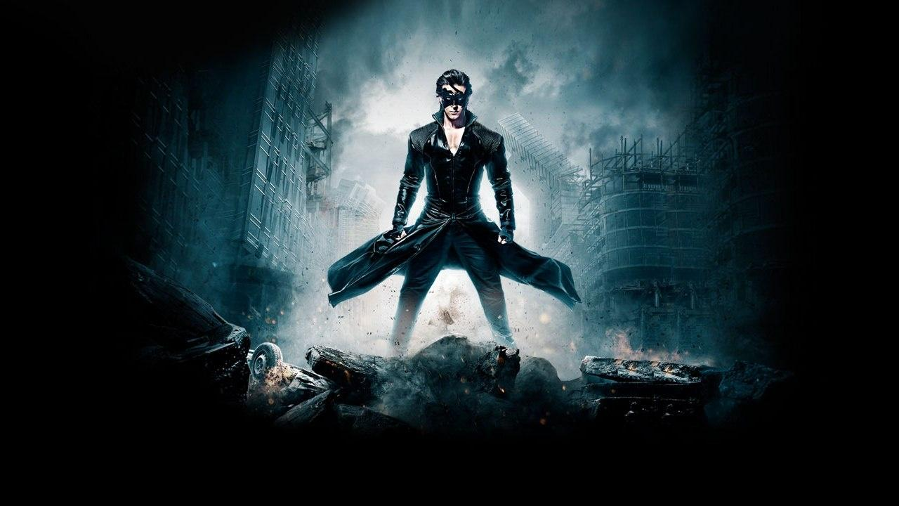 Krrish 3 First Look Wallpapers
