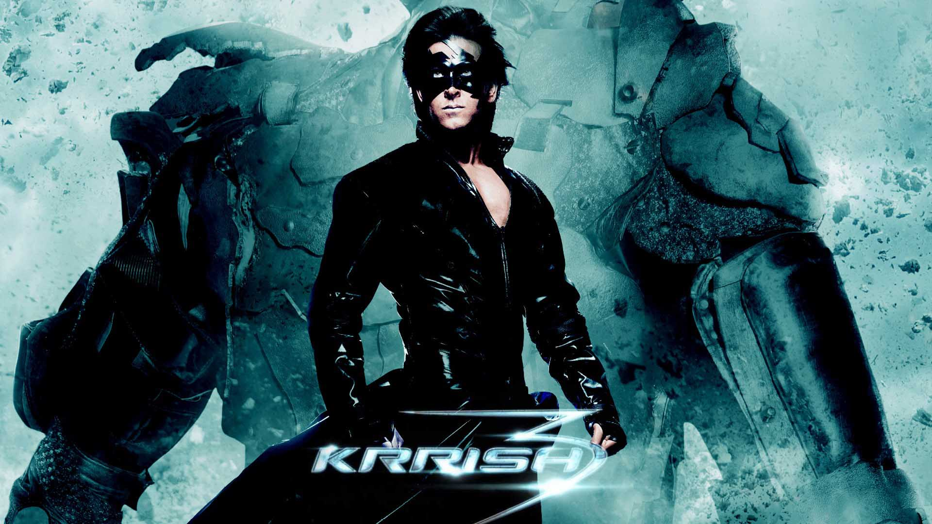 Krrish 3 – When East Meets West