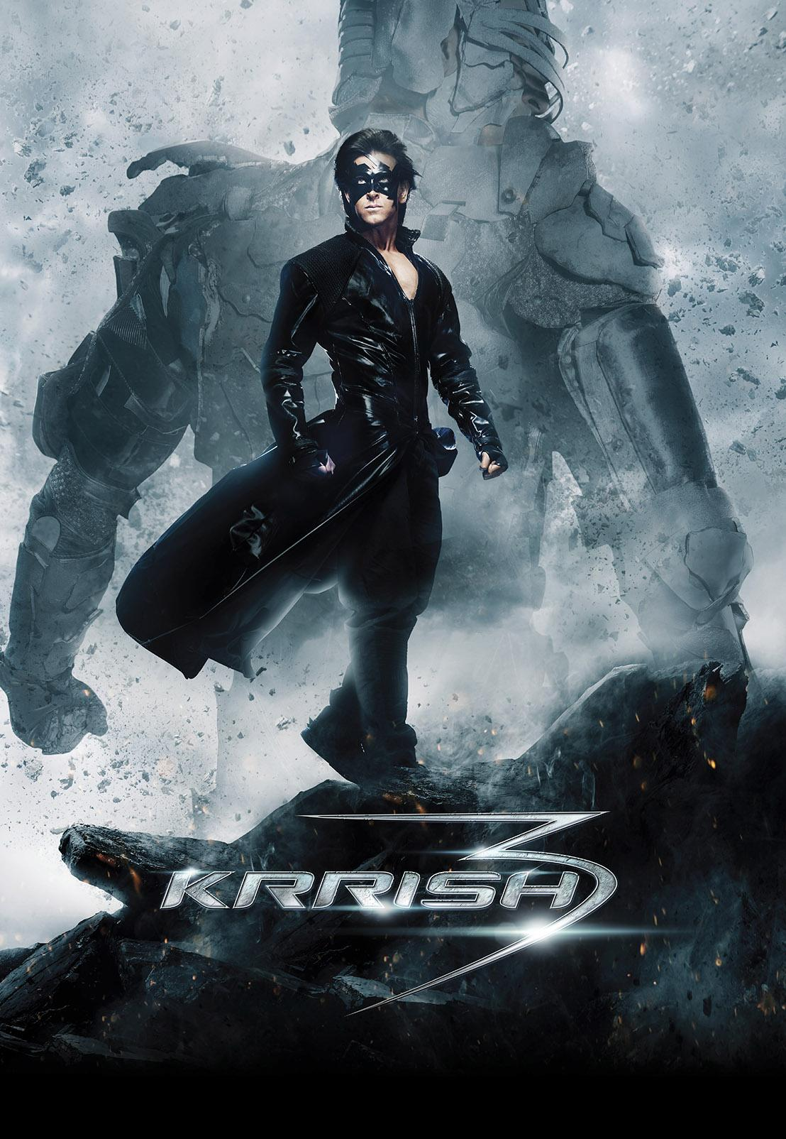40+ Best HD Krrish 3 Wallpapers