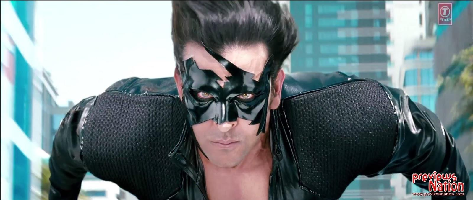 Hrithik Roshan: krrish 3 first look wallpapers