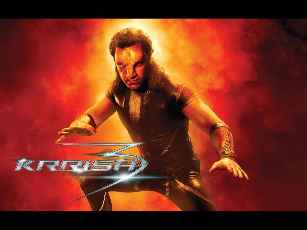Krrish 3 HQ Movie Wallpapers