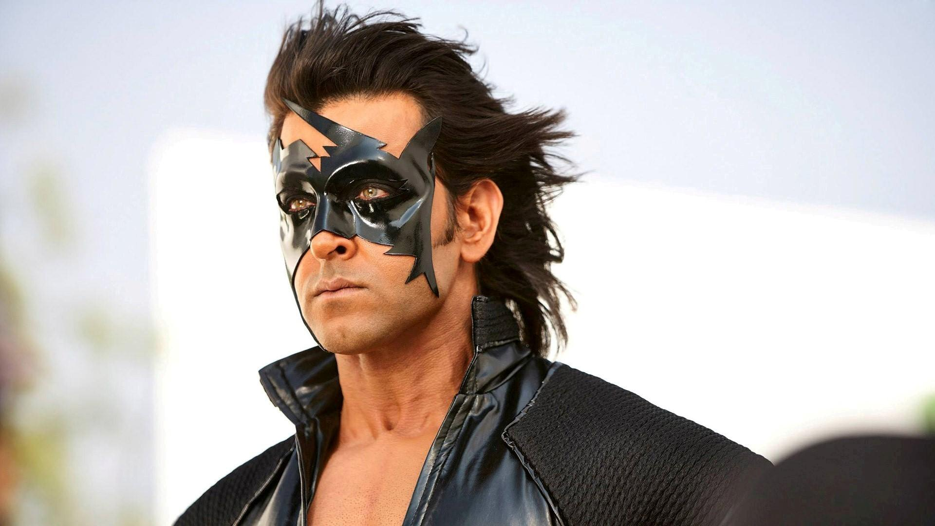 Bollywood Movie Krrish 3 Hrithik Roshan Wallpapers