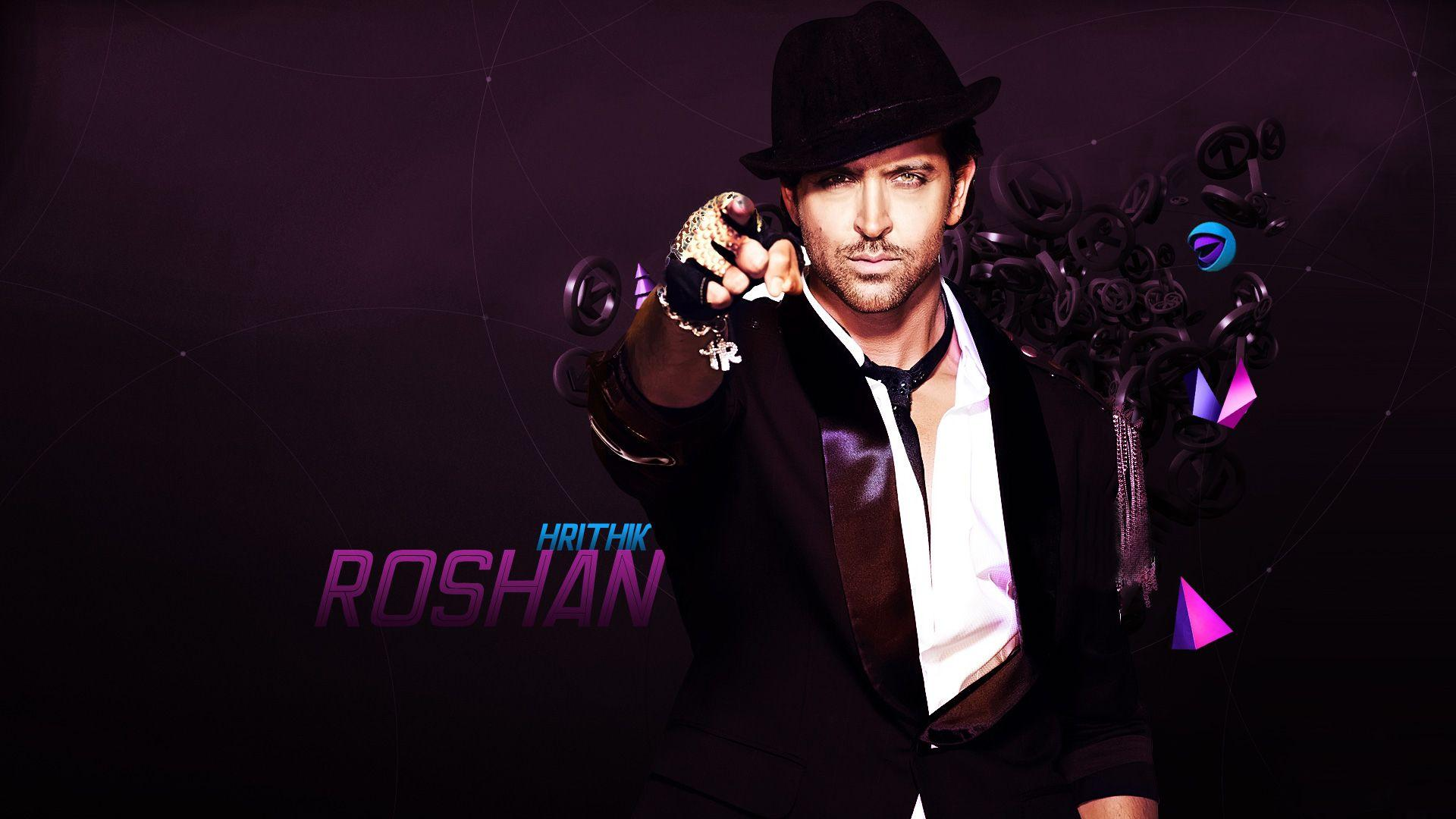 Hrithik Roshan From Krrish 3