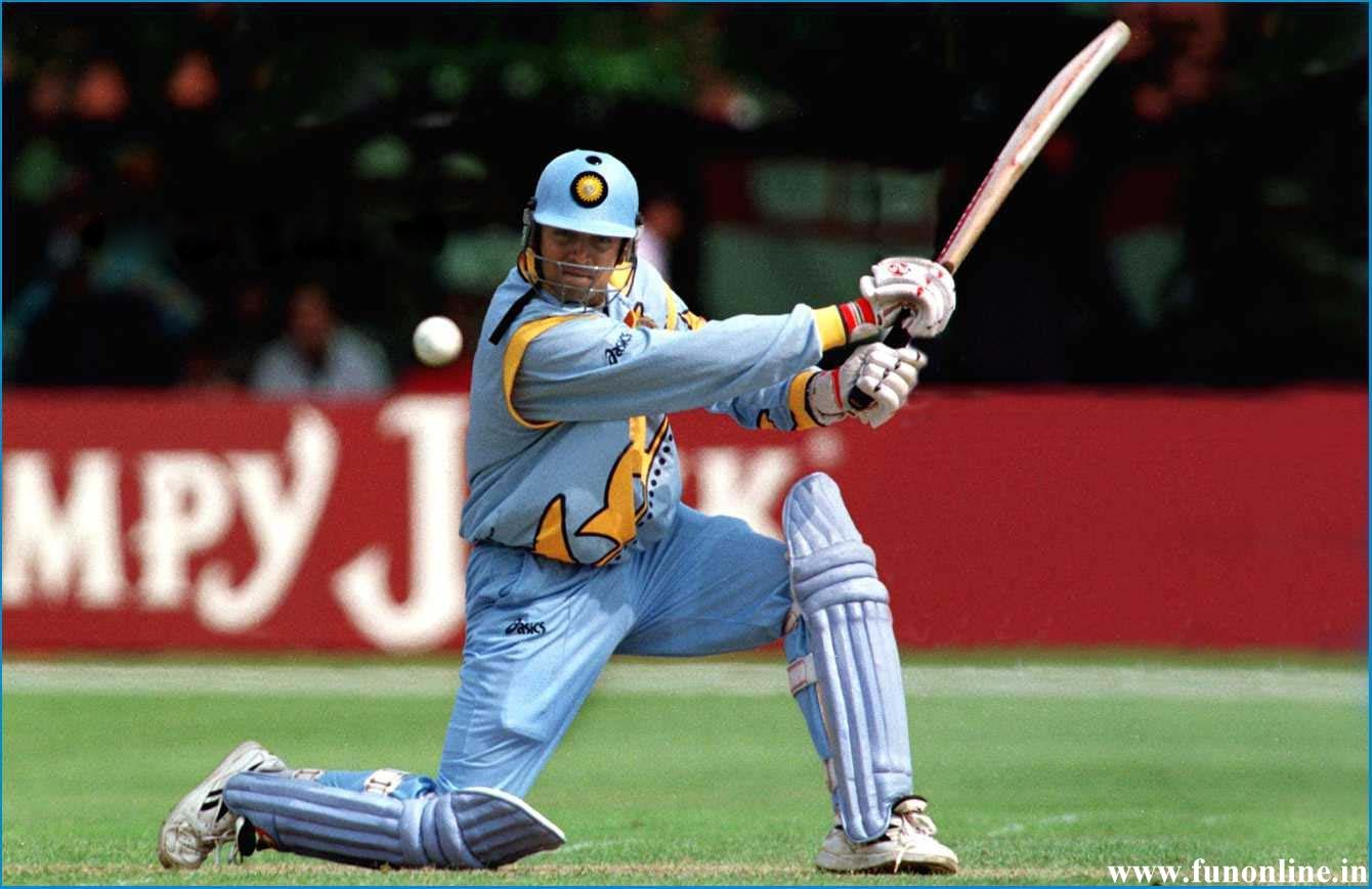 Rahul Dravid Cover Drive Wallpapers