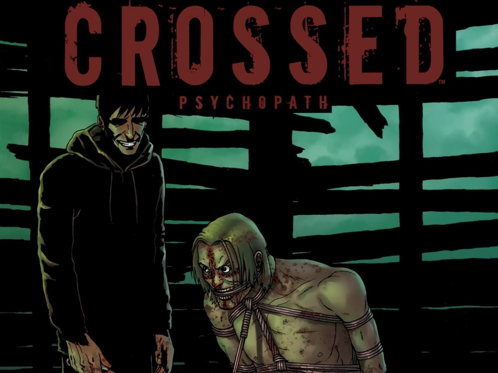 Comics Crossed: Psychopath Crossed HD Wallpaper Background Paper ...