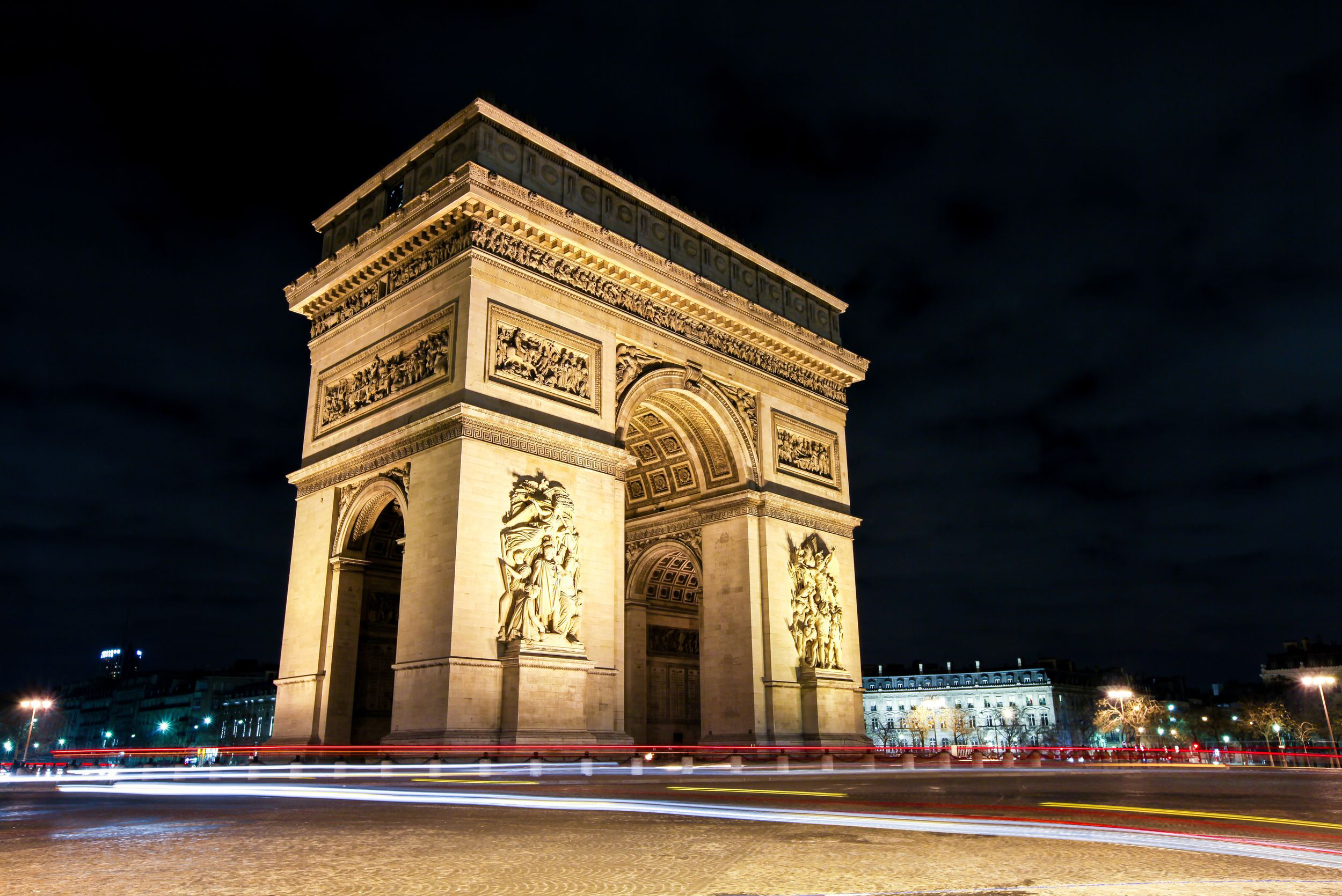 Arc De Triomphe Latest Wallpapers – Travel HD Wallpapers