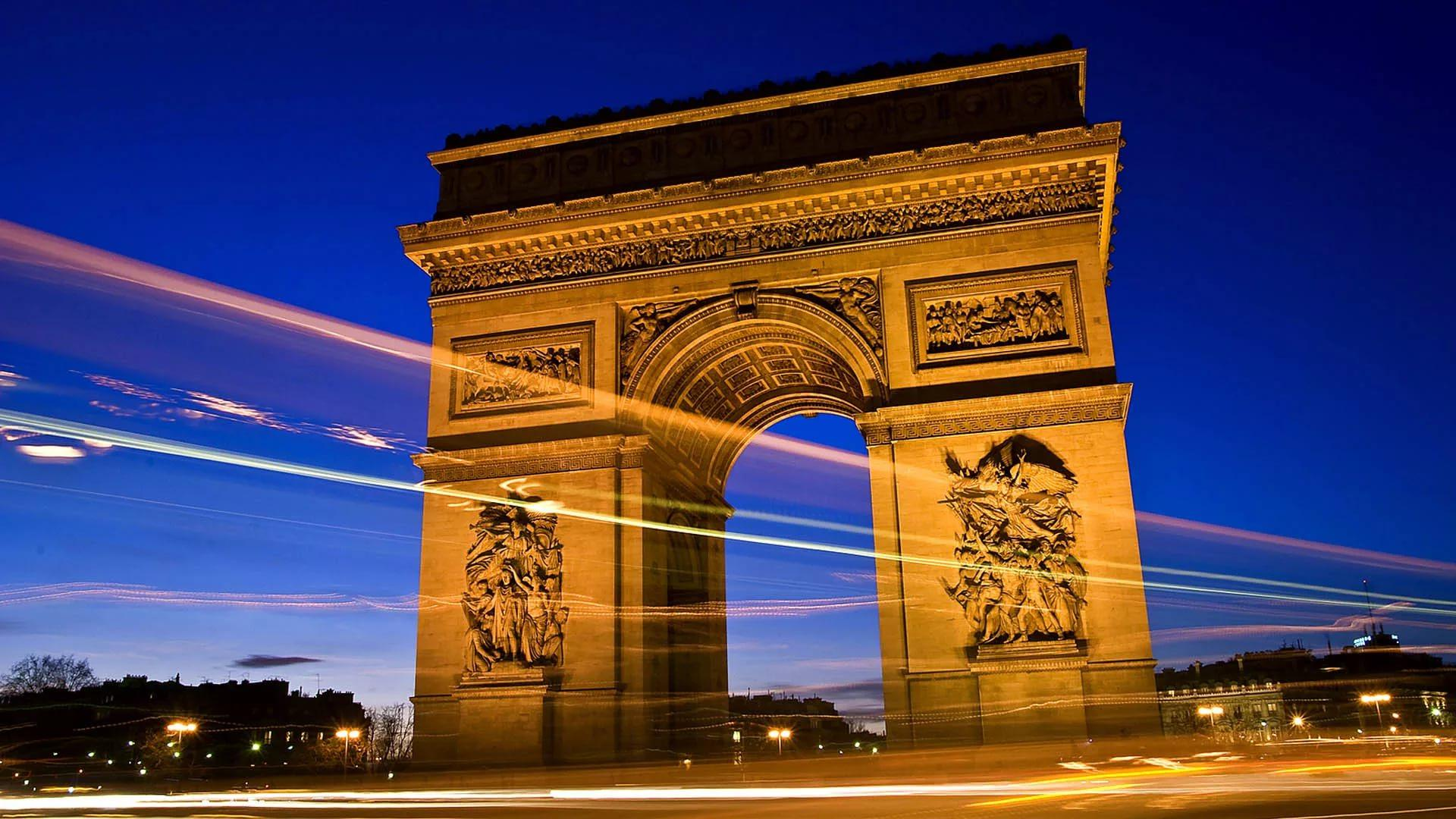 Arc De Triomphe Wallpapers 21