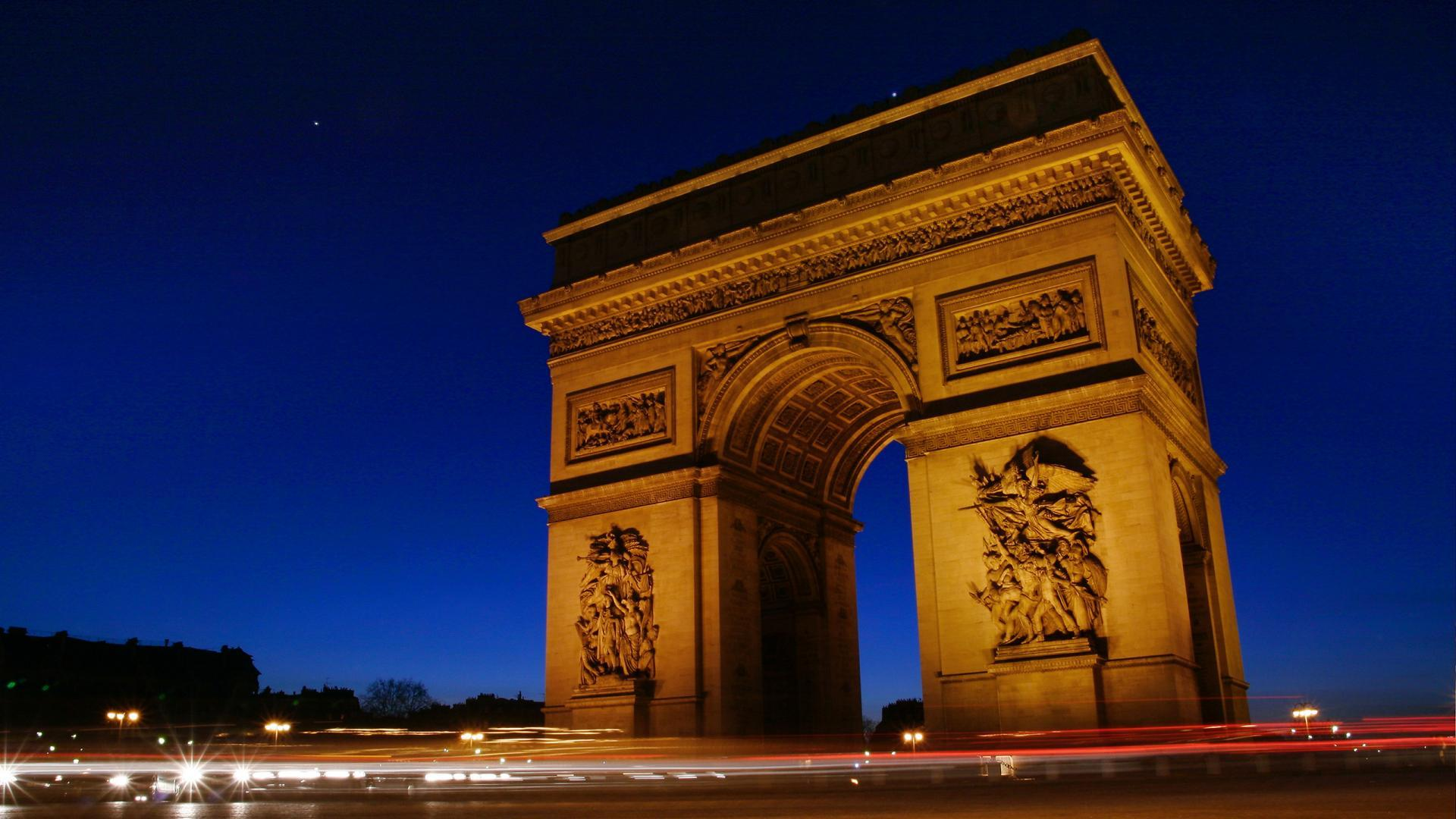 Arc De Triomphe Wallpapers 3