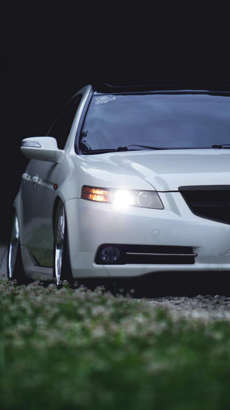 Acura Tl Wallpapers Wallpaper Cave
