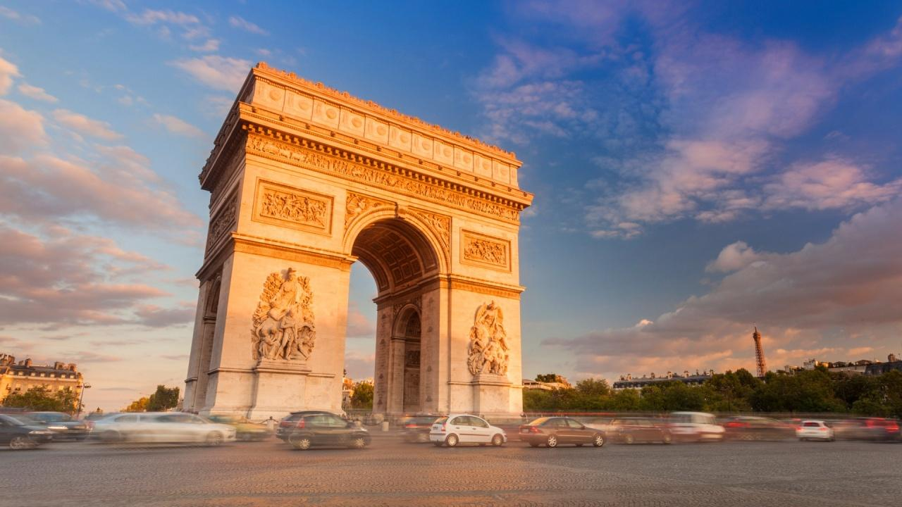 Arc De Triomphe Paris Wallpapers