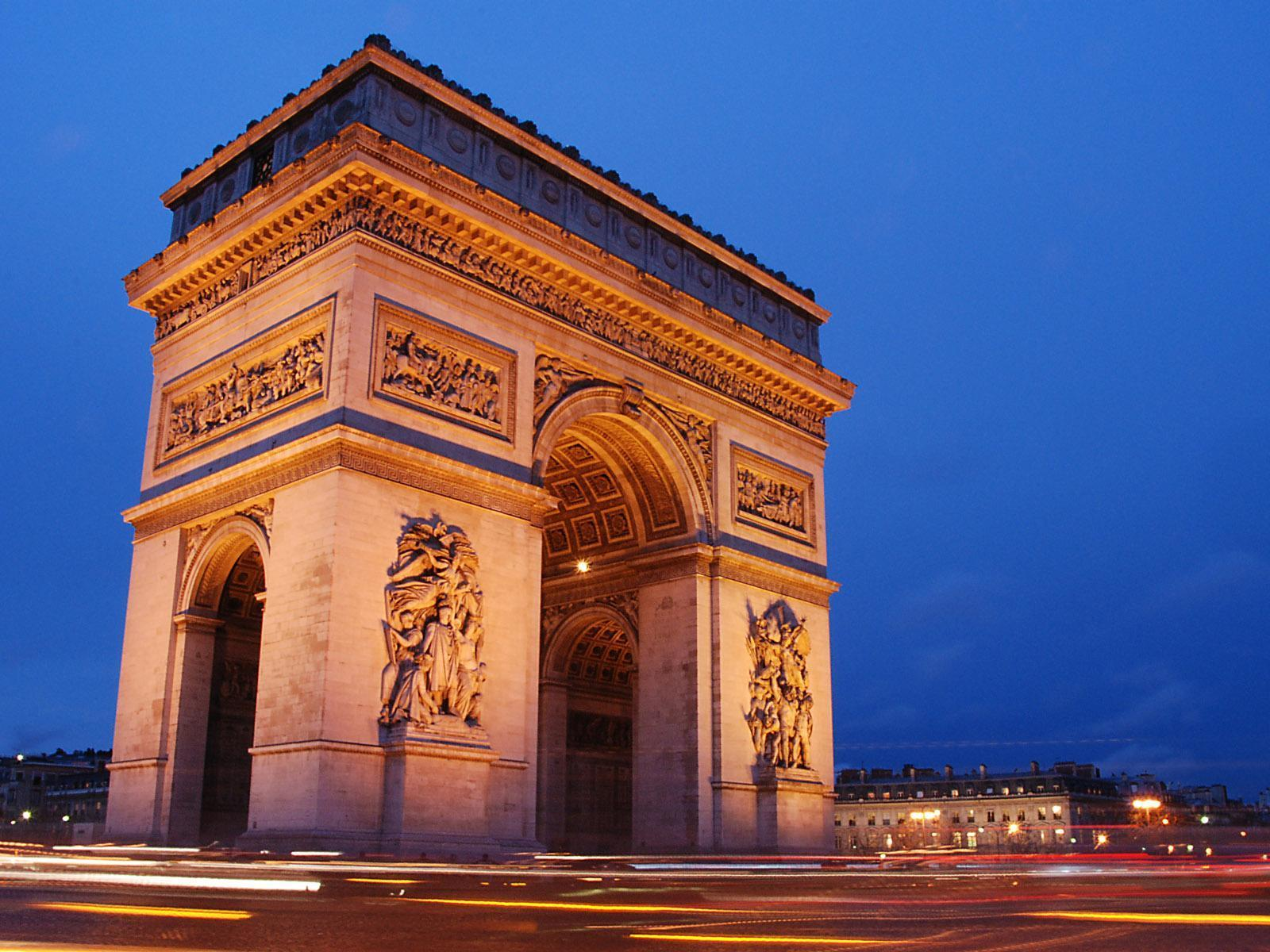 Arc De Triomphe Wallpapers 5