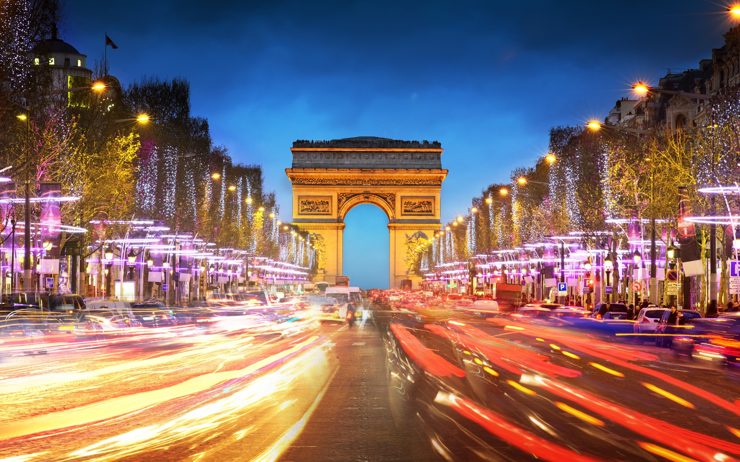 Arc De Triomphe Wallpapers, Pictures, Image