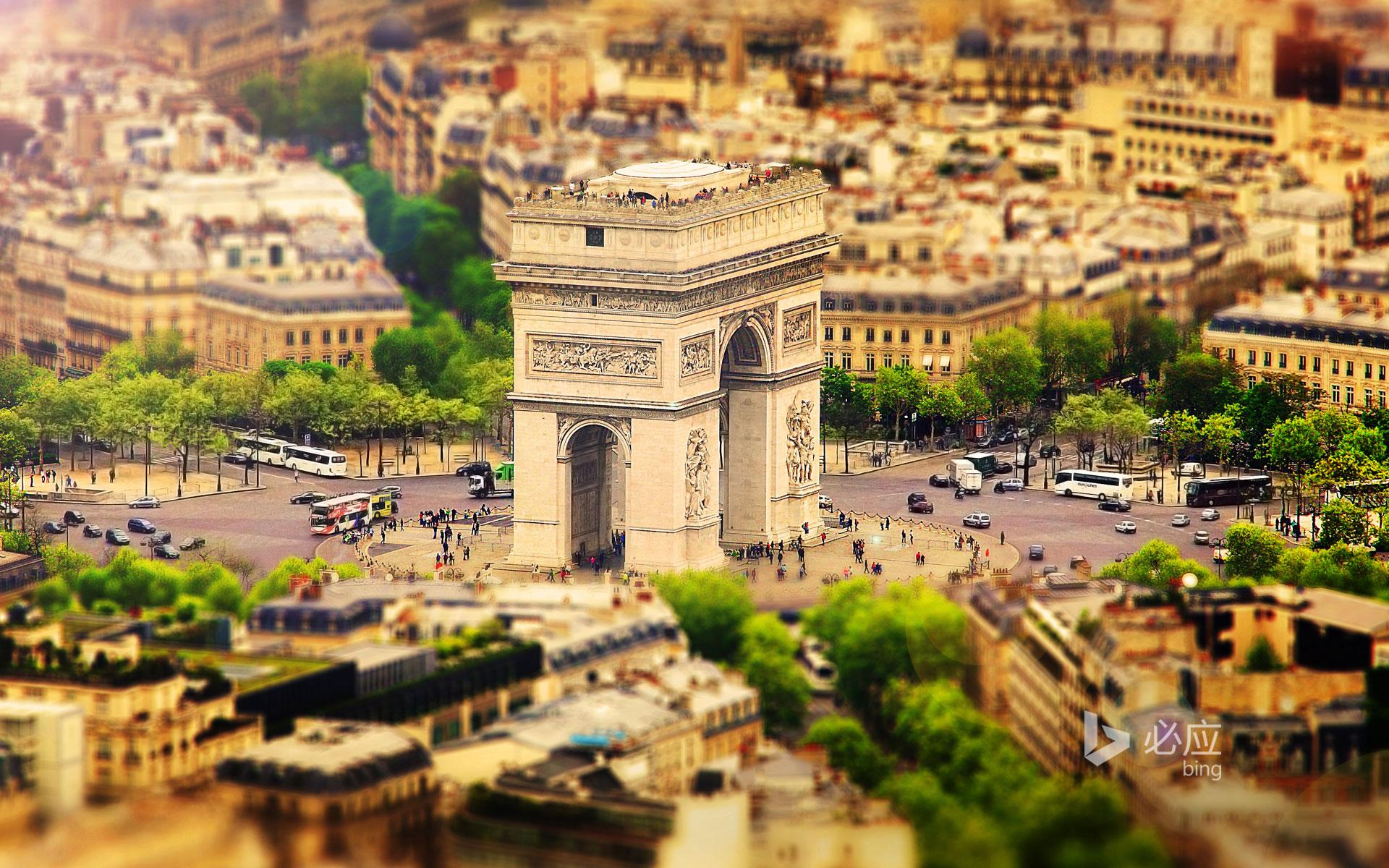 Arc De Triomphe Wallpapers 17
