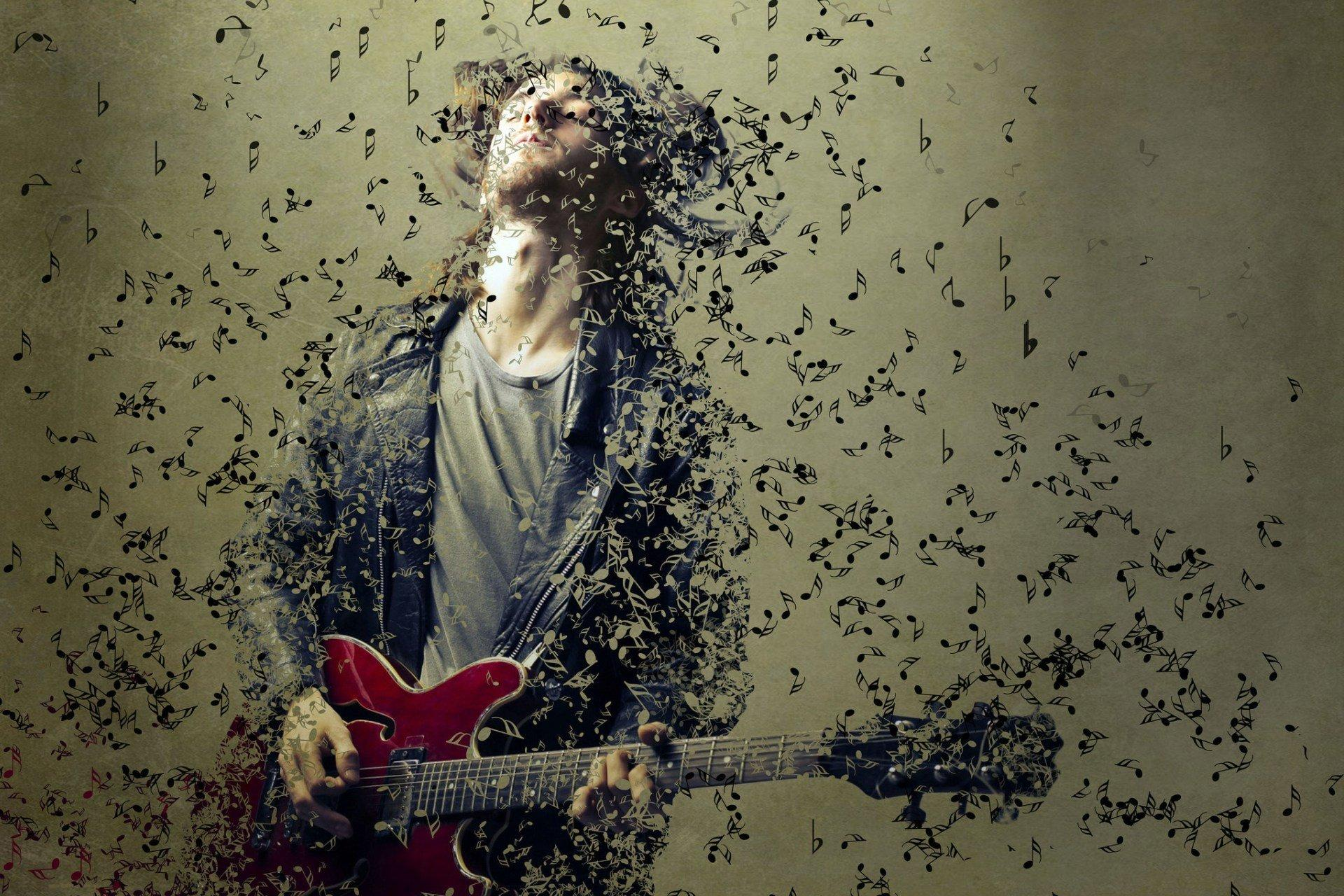 Music Music guitar soul my liffe notes guy wallpaper | 1920x1280 ...