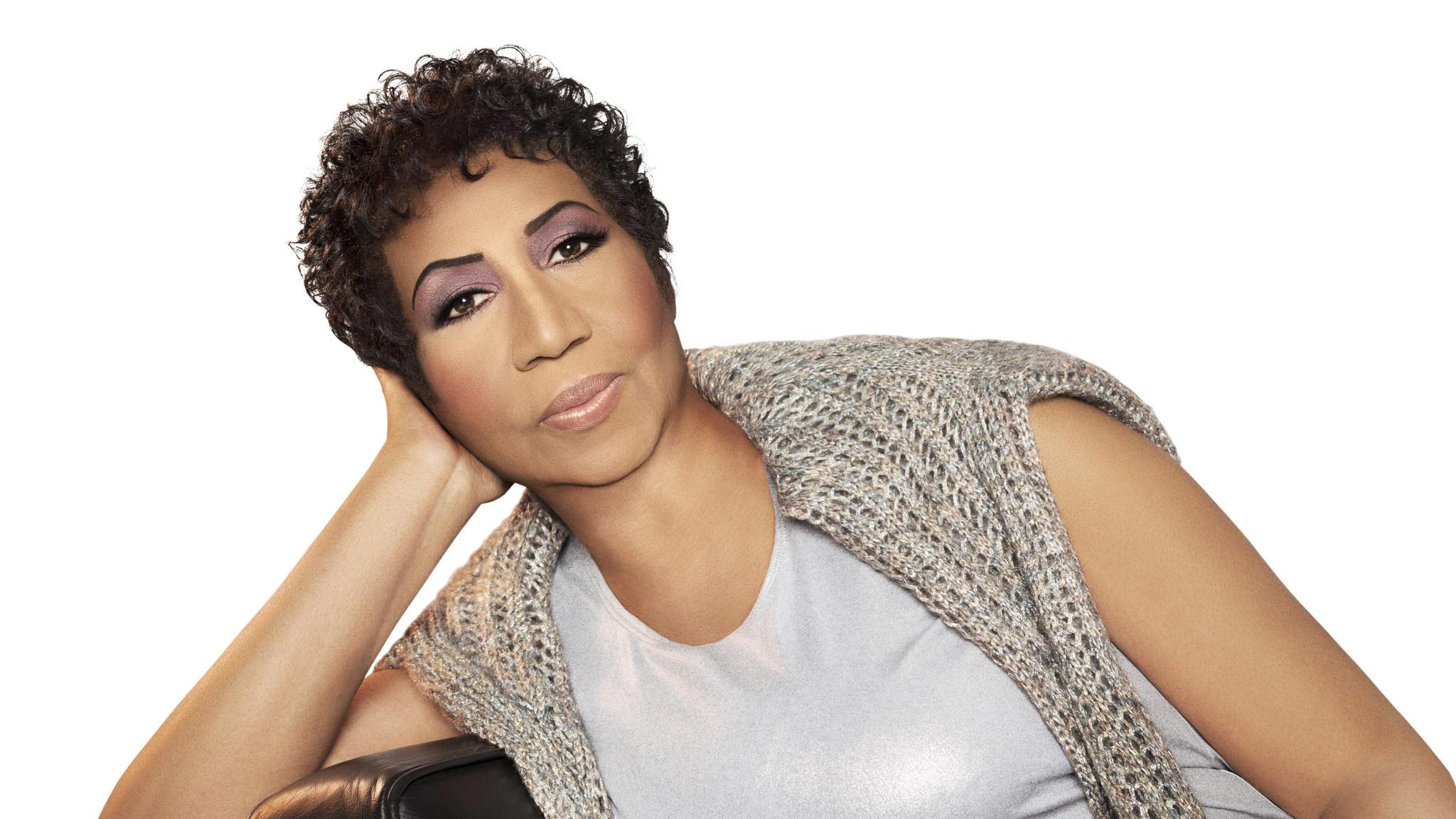 Download wallpapers 2048x1152 aretha franklin, singer, rhythm and