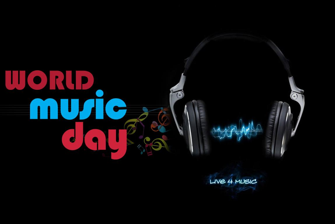 World Music Day Wishes Hd Wallpapers