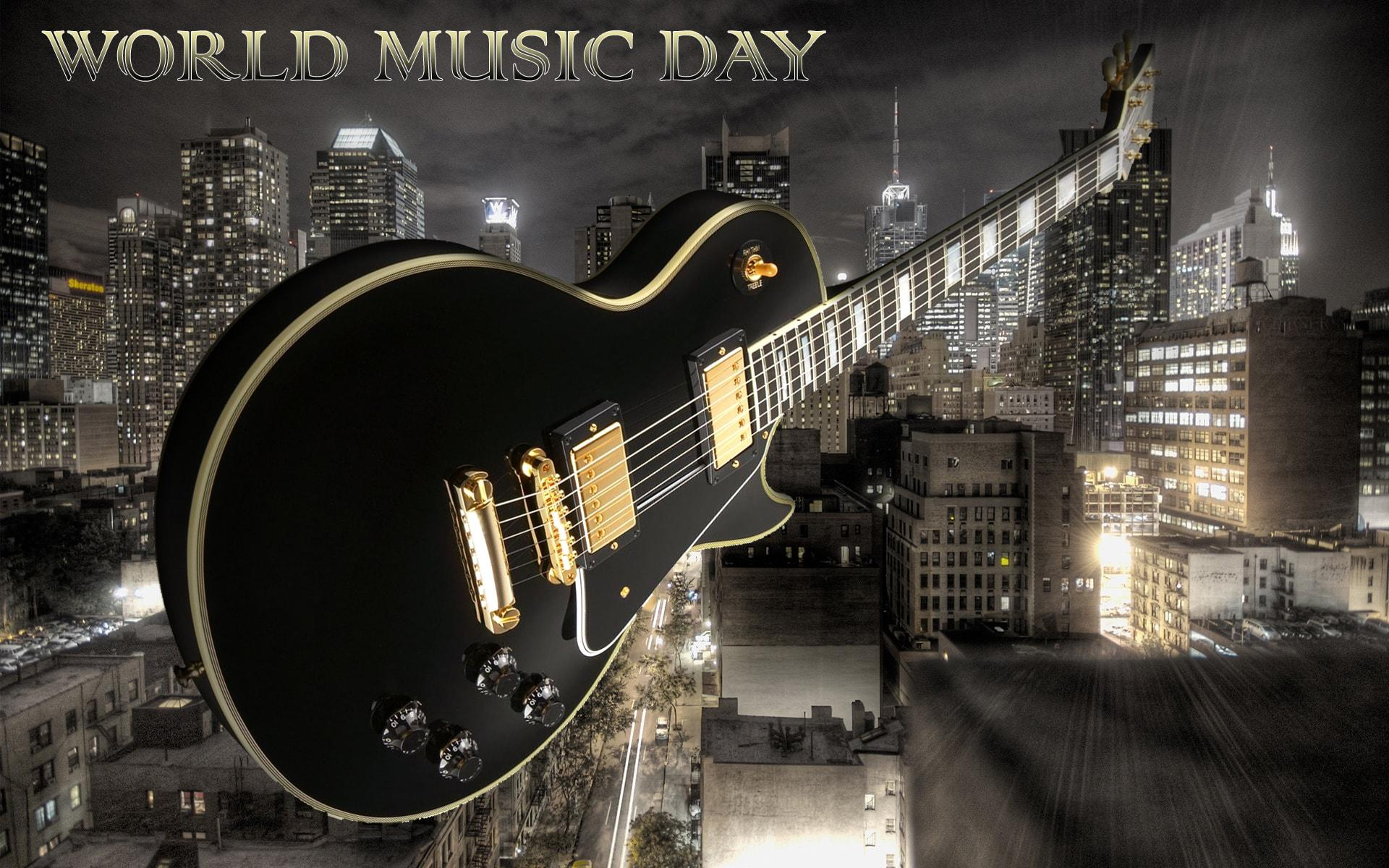 World Music Day Wallpapers Free Download