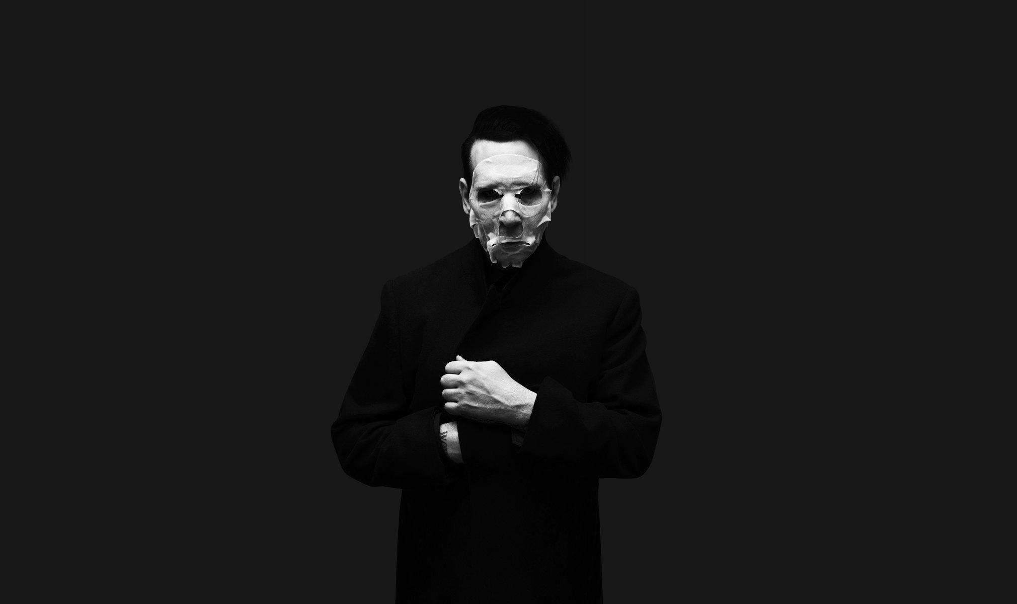 marilyn manson alternative rock the pale emperor album artist 2015 ...