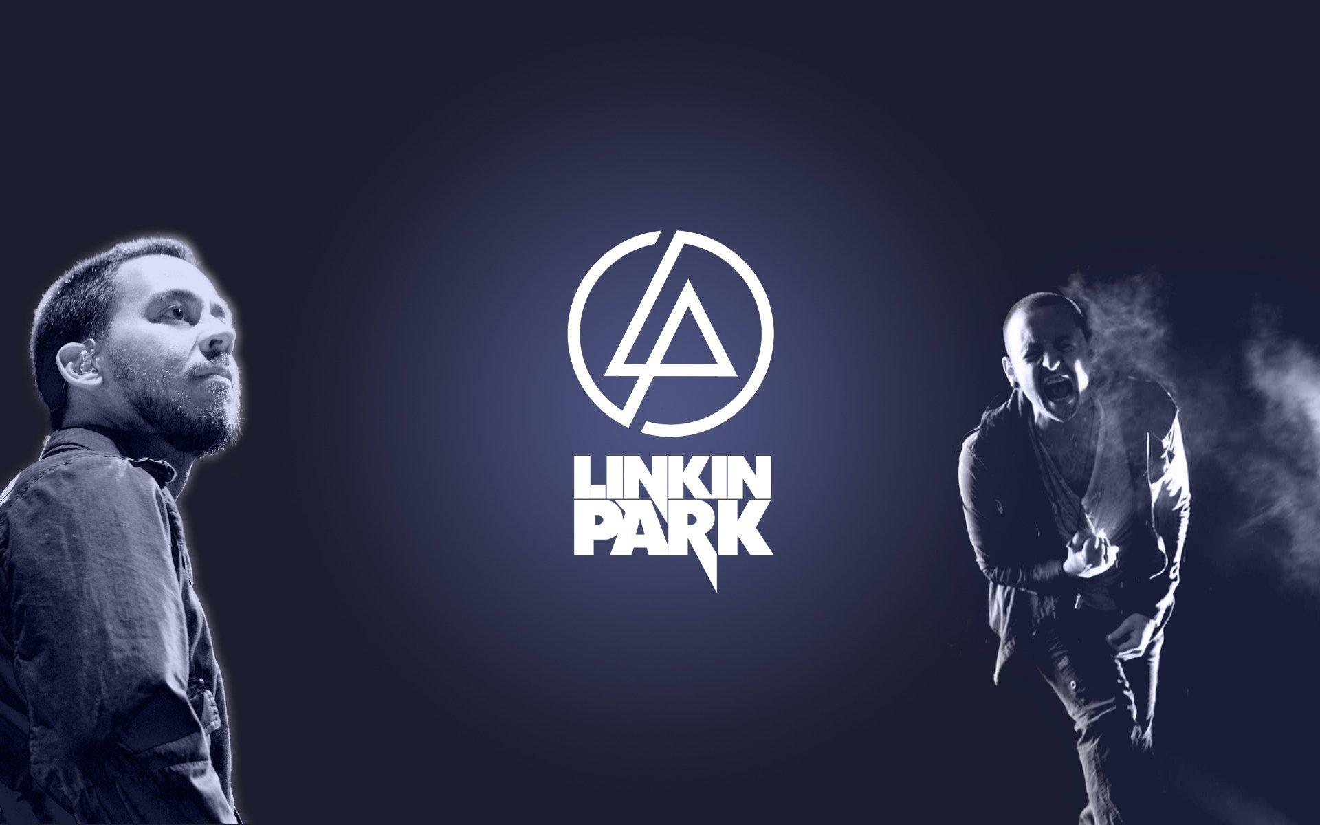 linkin park alternative rock band mike shinoda chester bennington lp ...