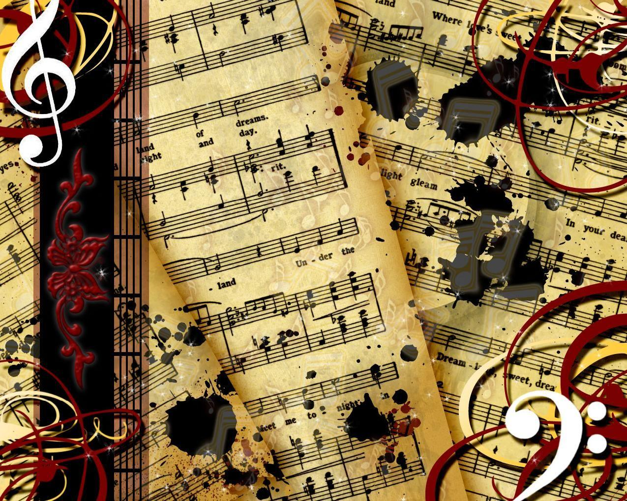music wallpaper | Music Background - Free Wallpapers | My Favorite ...