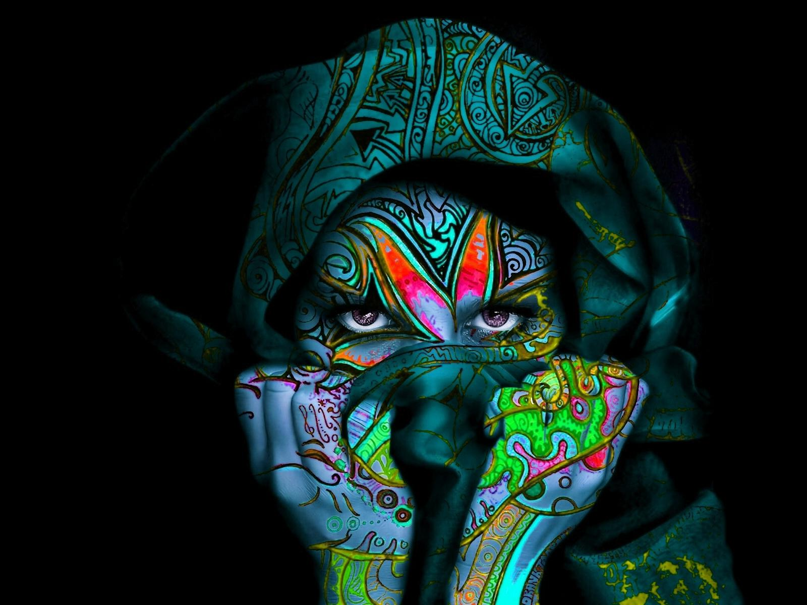 Psytrance wallpapers