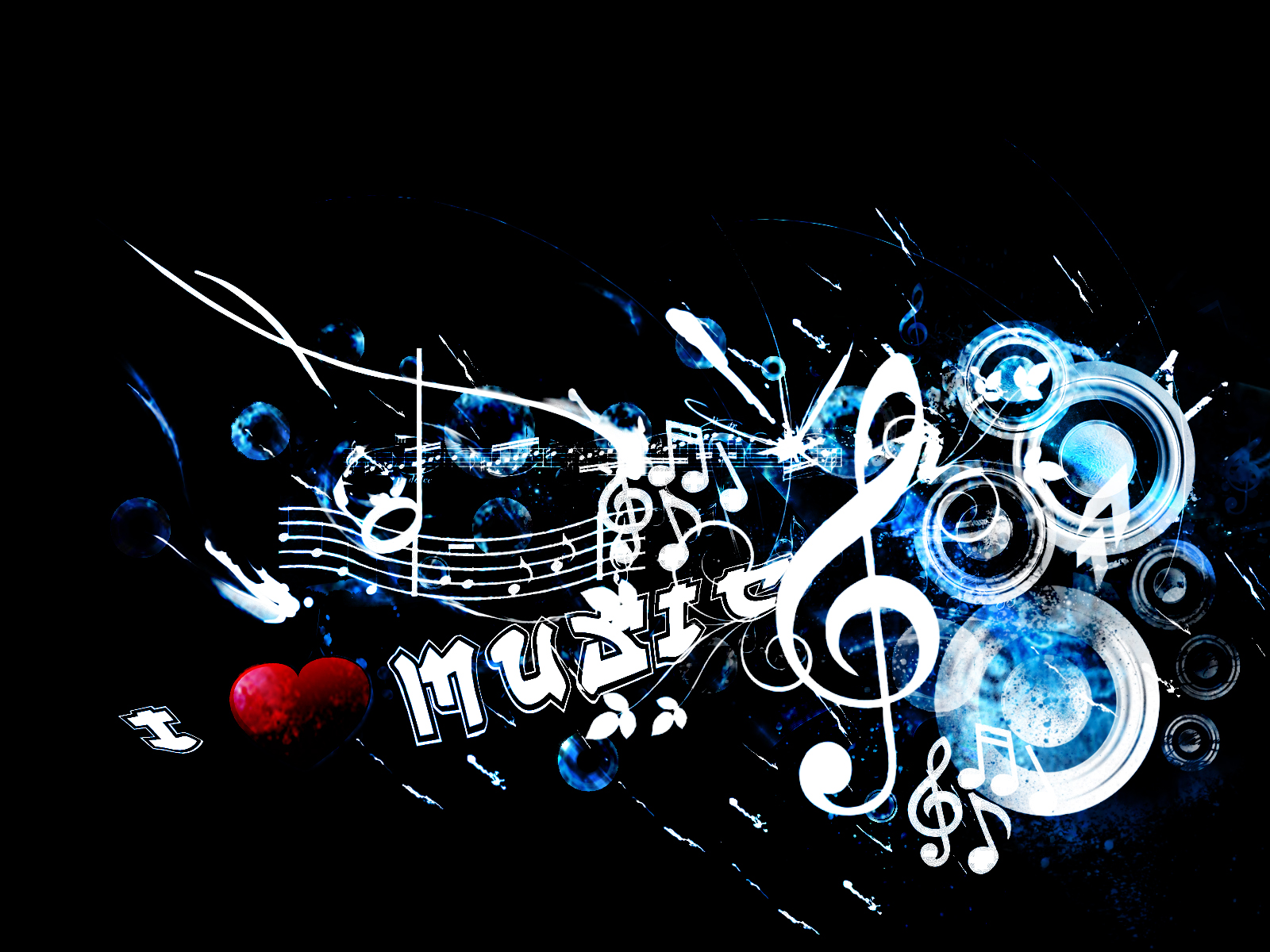 Download Free Abstract Music Backgrounds