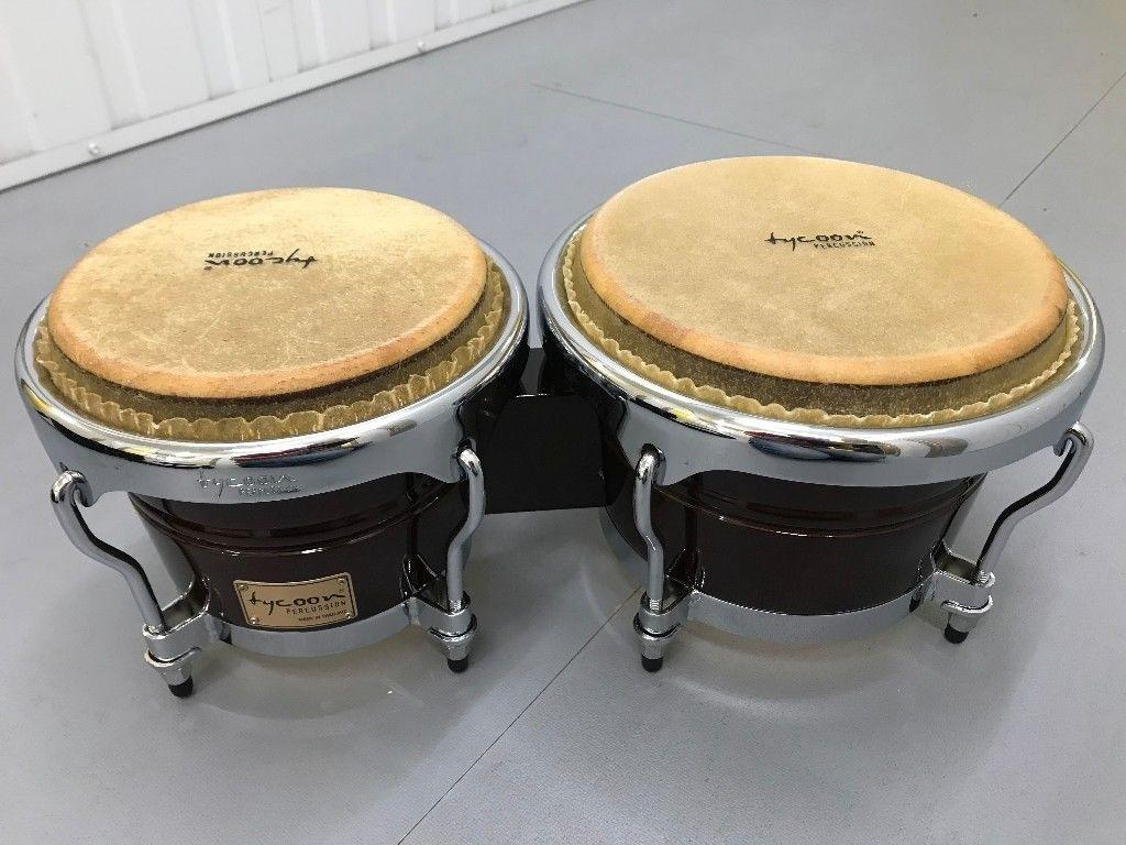 Bongo drums – Tycoon TB800C Concerto Series Percussion Bongos