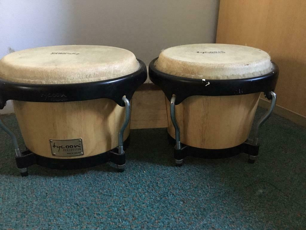 1 image Bongo Drums for Sale Whitchurch, Cardiff Tycoon