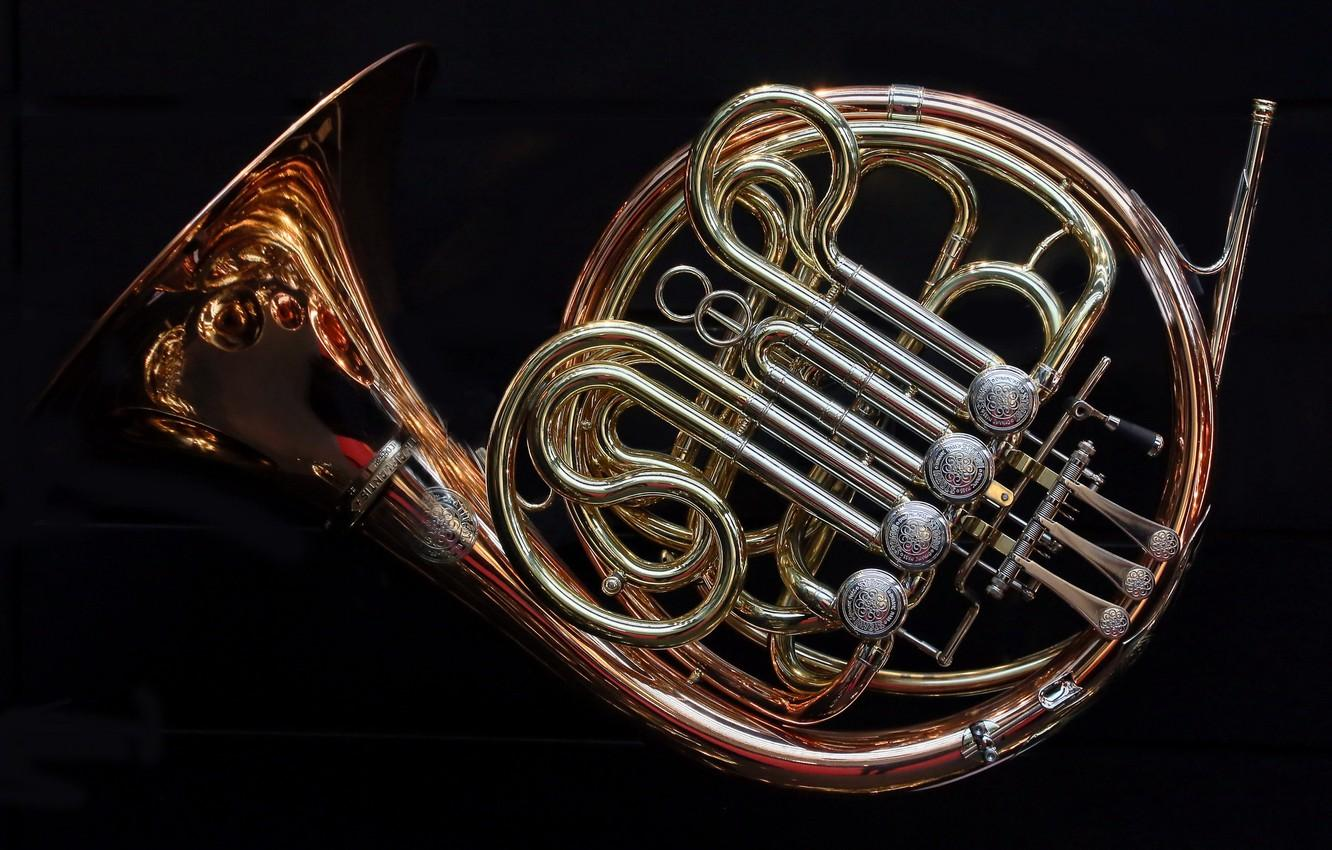 French Horn Wallpapers - Wallpaper Cave