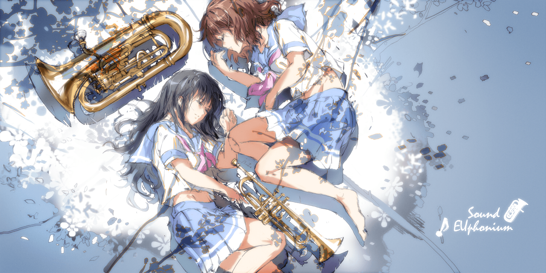 Sound! Euphonium HD Wallpapers