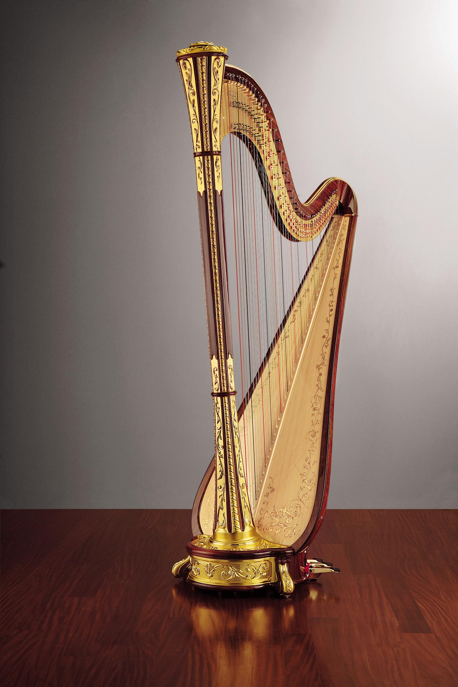 Random image Harp HD wallpapers and backgrounds photos
