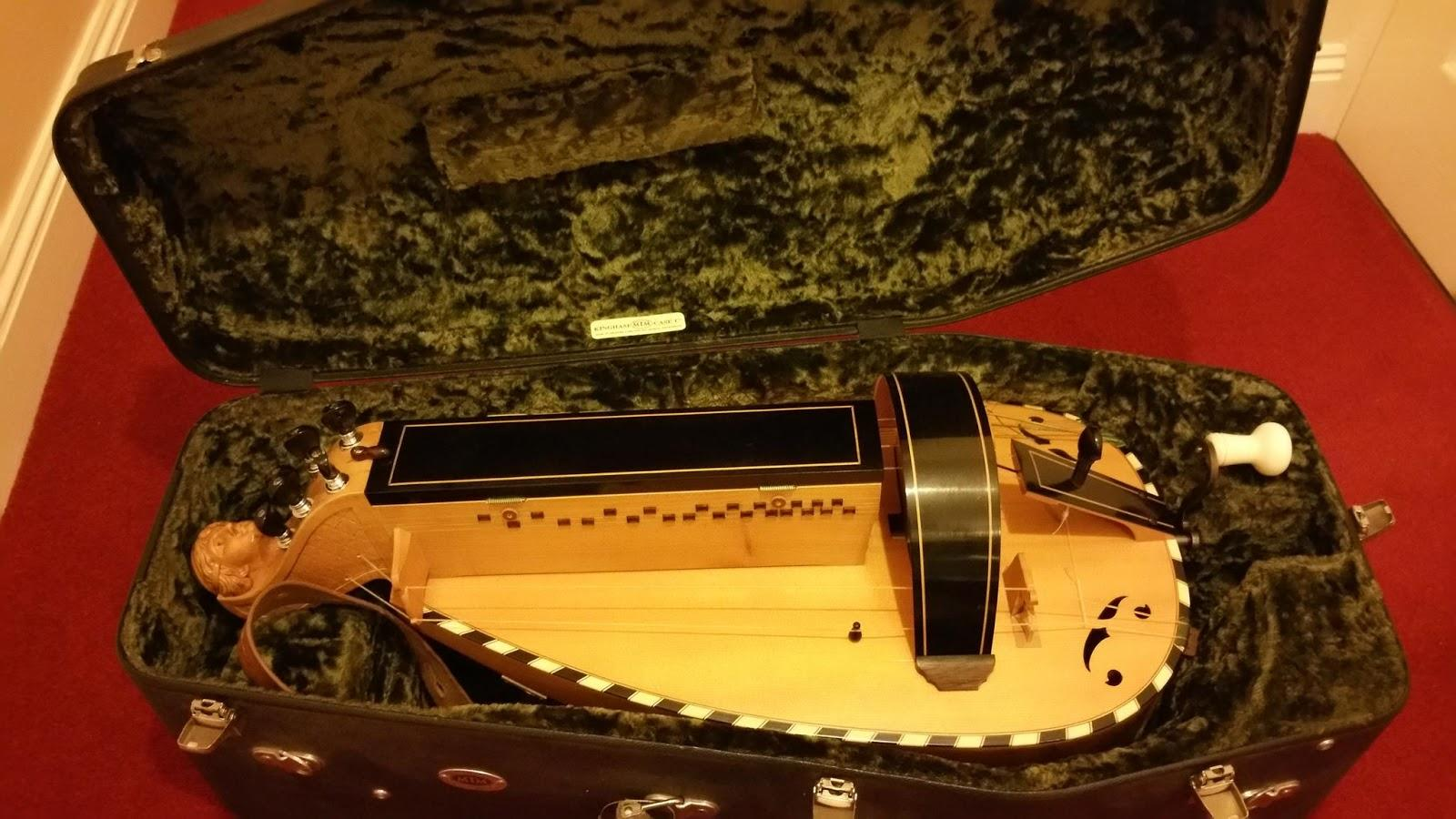 Hurdy Gurdy Weekly • • FOR SALE Chris Eaton Pajot