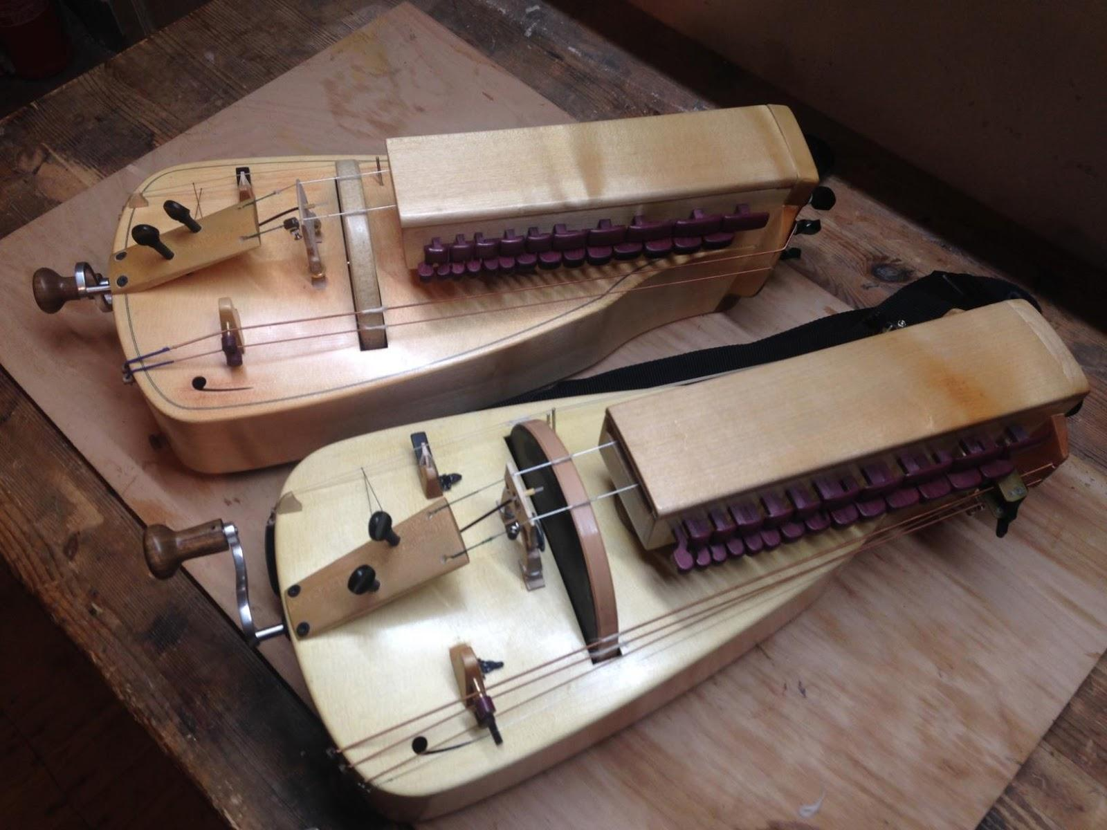 Hurdy Gurdy Weekly • • FOR SALE by Barnaby Walters – Two