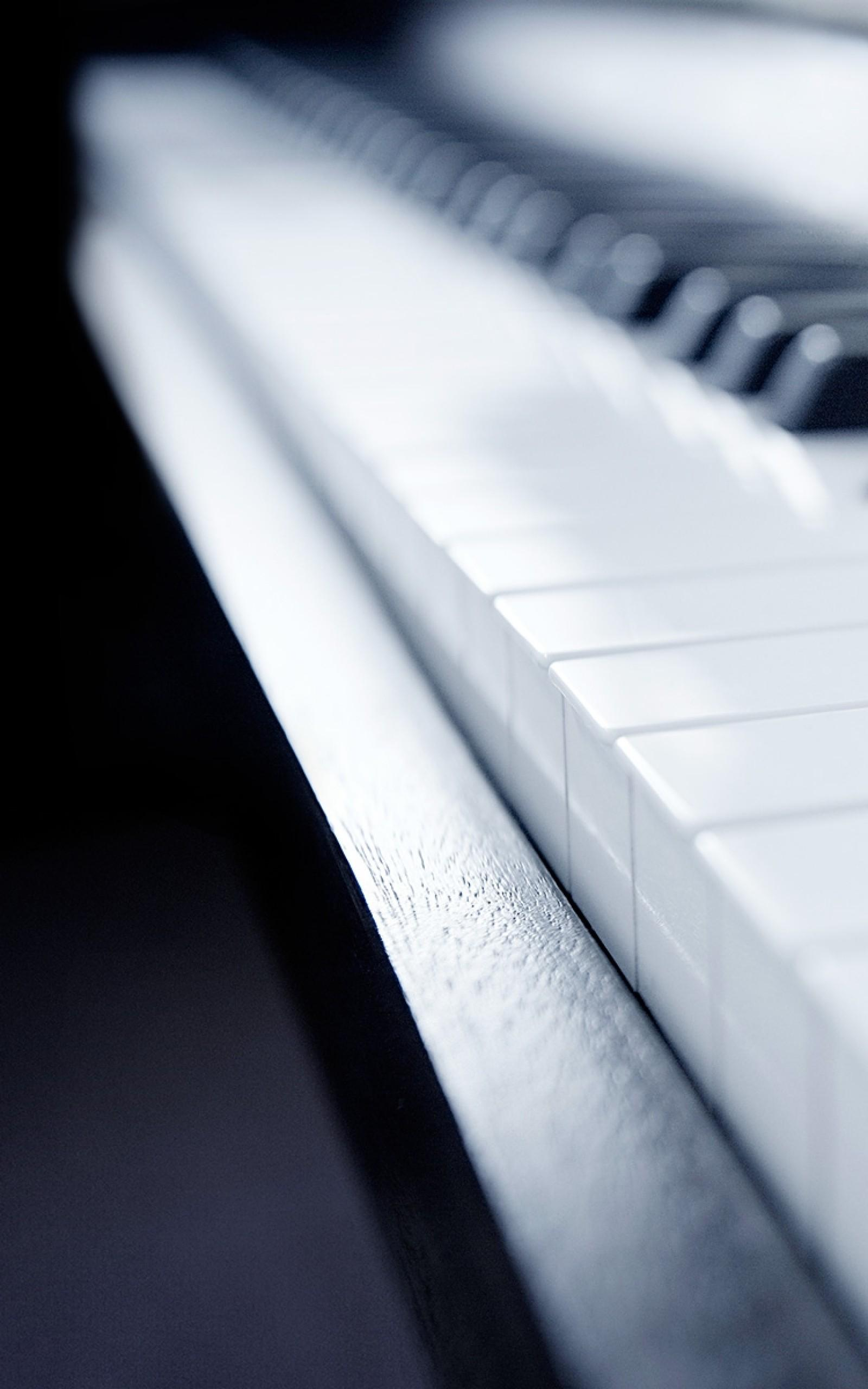 Download 1600x2560 Piano Keyboard, Music, Instrument Wallpapers for ...