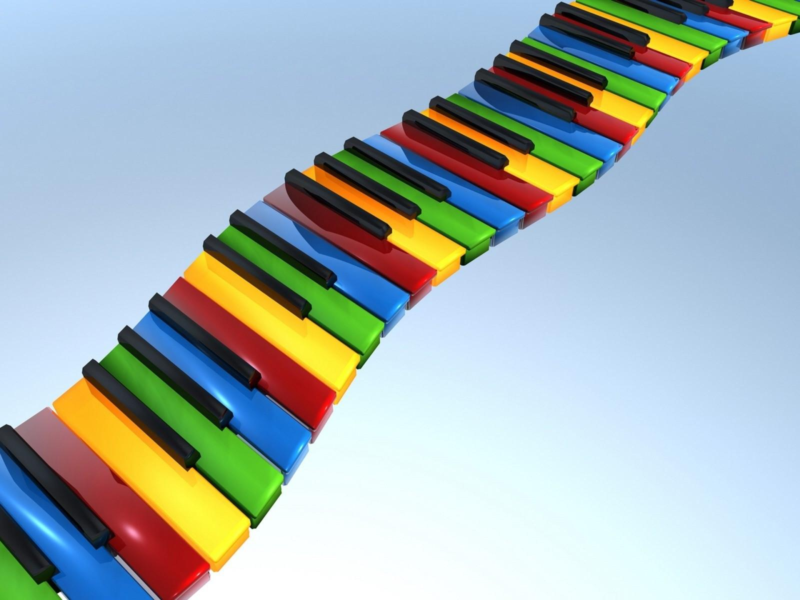 3D Piano Switch Art HD Wallpapers | HD Wallpapers