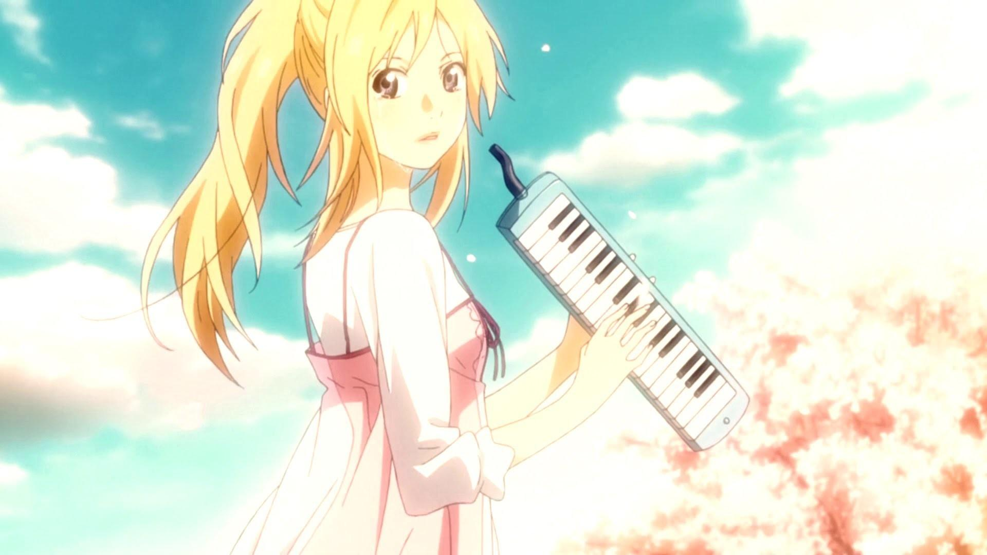 Shigatsu Wa Kimi No Uso Wallpapers (82+ background pictures)