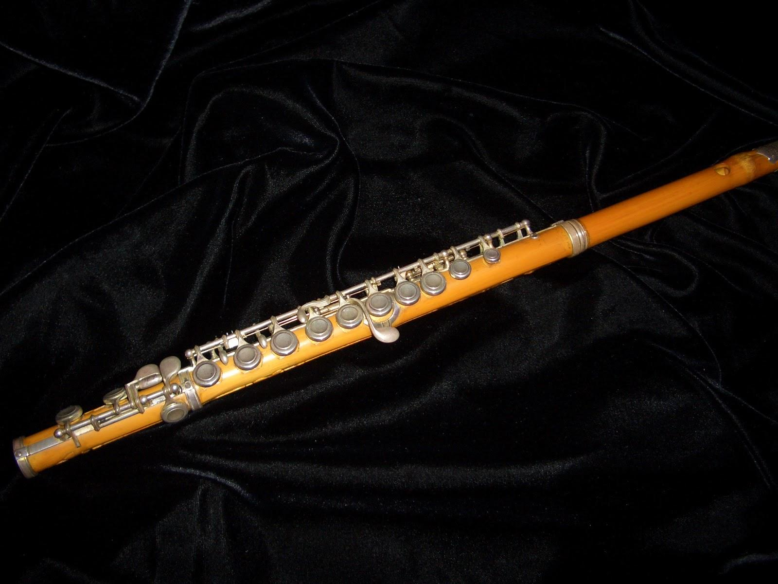 Flute Builder : The Bamboo Flute