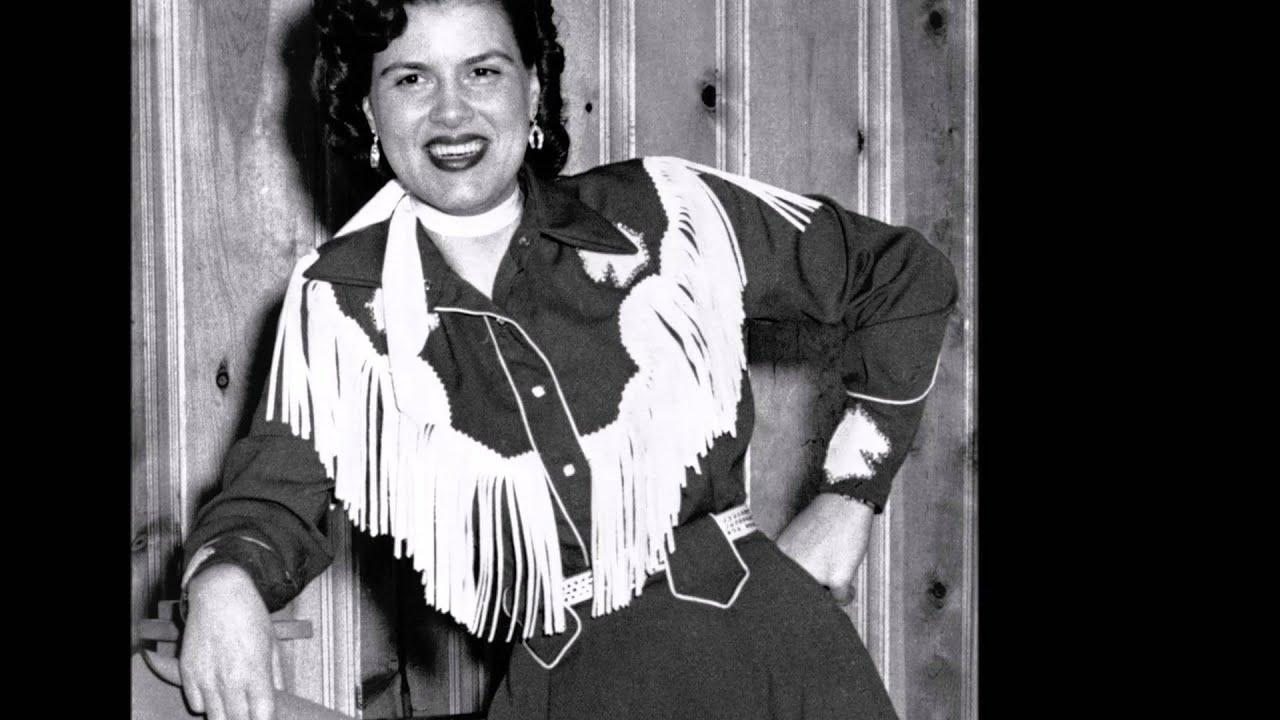 Patsy Cline // There He Goes