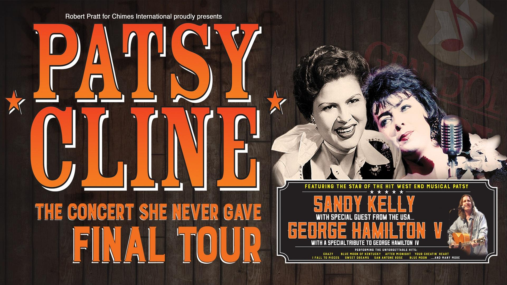 Patsy Cline: The Concert She Never Gave