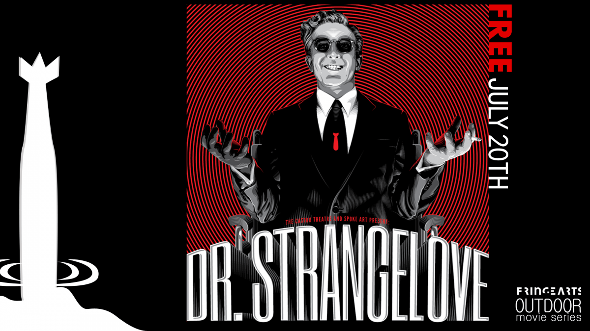 Outdoor Movie: Dr. Strangelove, Or How I Learned to Stop Worrying