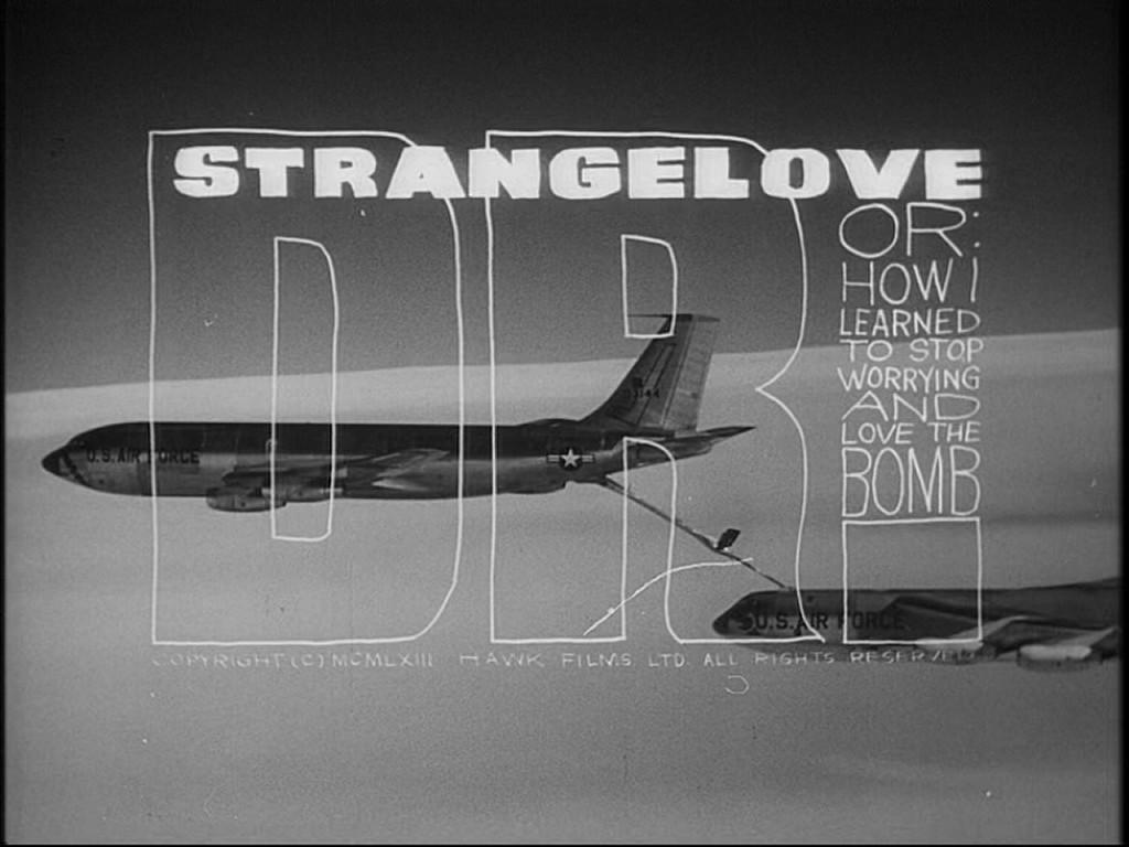 Dialogic Cinephilia: Dr. Strangelove or: How I Learned to Stop