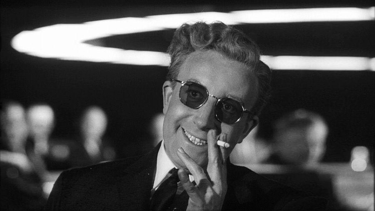 The A+ List: Dr Strangelove or: How I Learned to Stop Worrying And