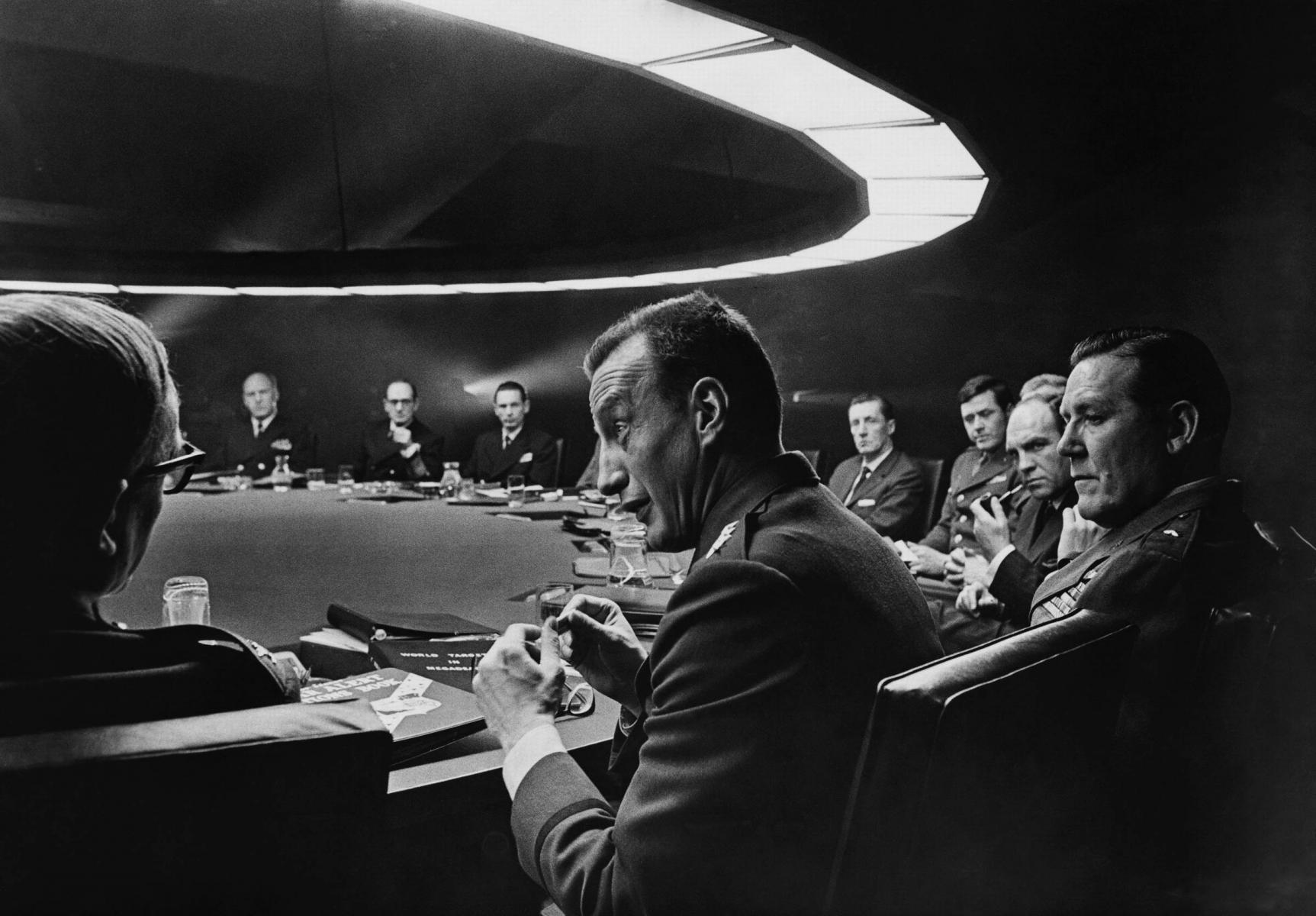Image gallery for Dr. Strangelove, or How I Learned to Stop Worrying